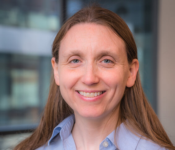 Elizabeth Stover, MD, PhD.